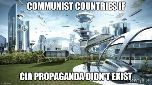 Wszystko, by się udało gdyby nie CIA!