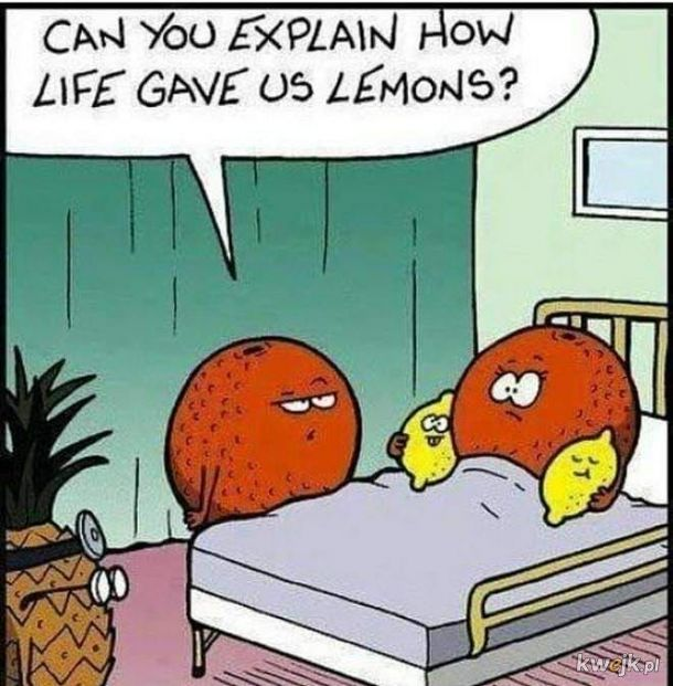 Tylko nic nie mówcie o lemoniadzie