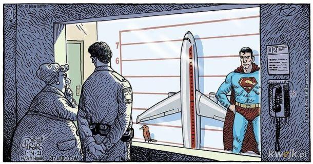 To ptak, to samolot, nieee! to supermen!
