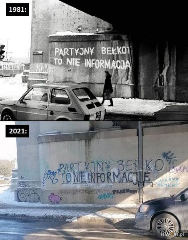 Historia kołem się toczy