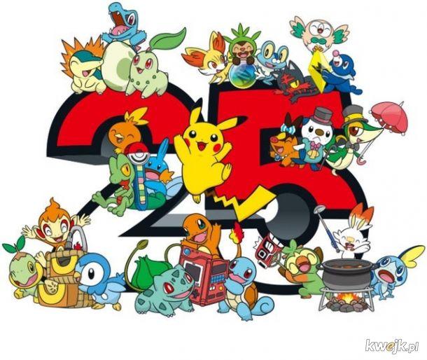 Dzisiaj jest 25 rocznica wydania pierwszych gier z serii Pokemon - Red/Green - jednych z najważniejszych RPGów w historii całej branży gier wideo