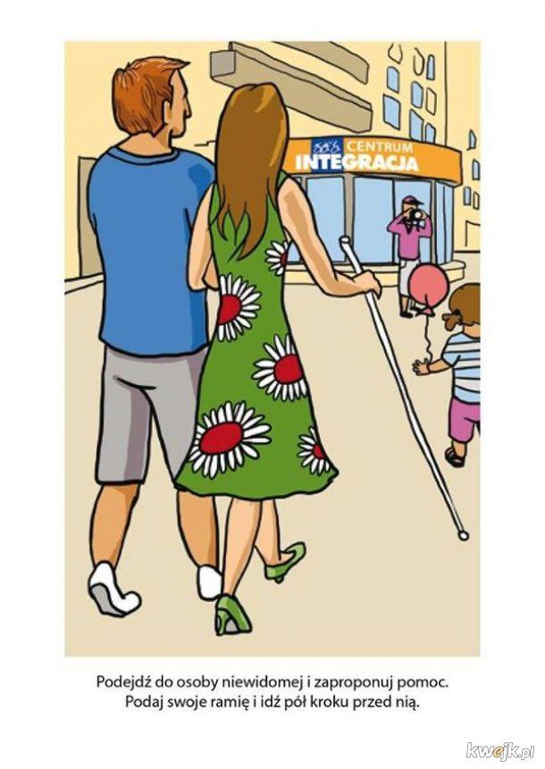 Poradnik savoir-vivre: jak zachować się wobec osób niepełnosprawnych, obrazek 14