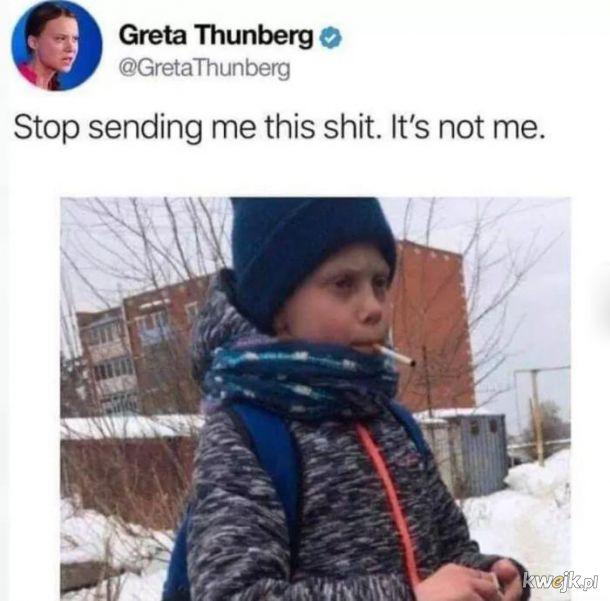 Biedna Greta