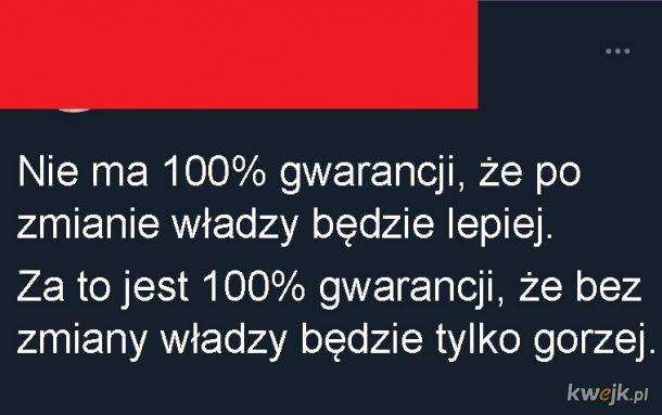100% gwarancji