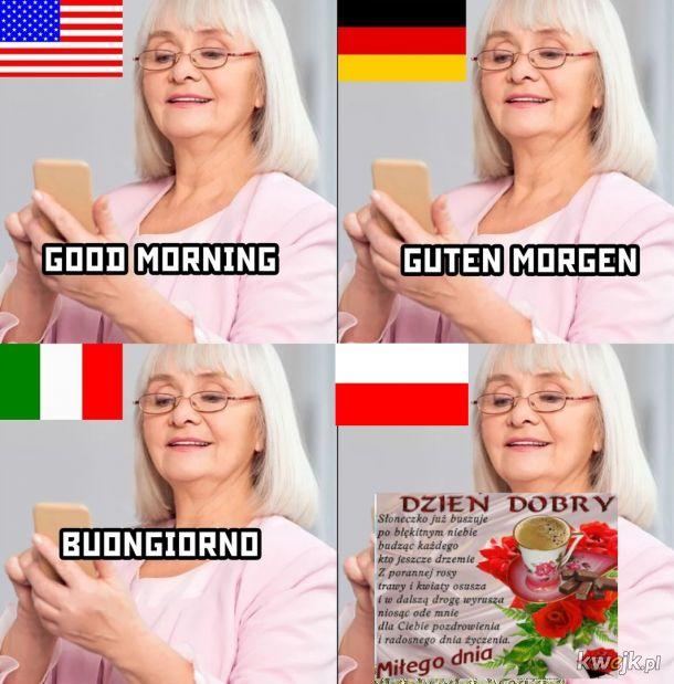 Mama babcia i ciocia