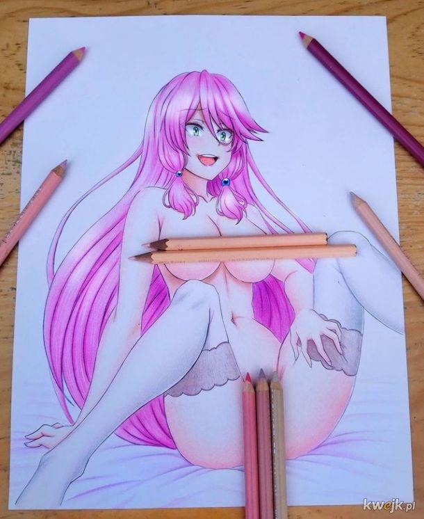 Hentai is an art.