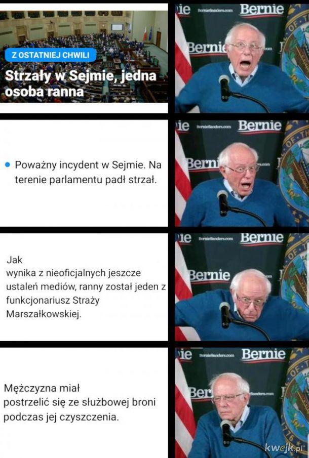 Strzały w Sejmie