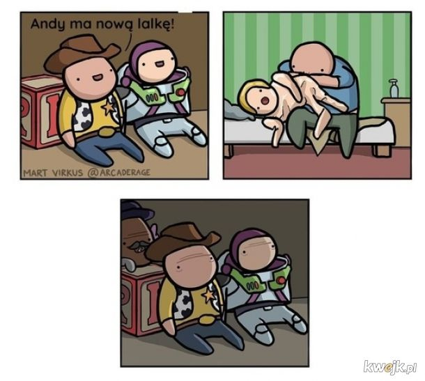 Toy Story Ends