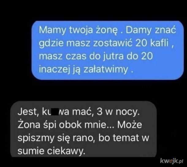Walentynkowy SMS