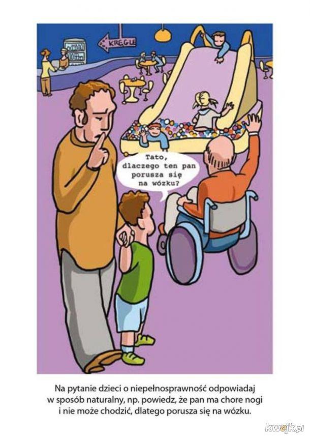 Poradnik savoir-vivre: jak zachować się wobec osób niepełnosprawnych, obrazek 20