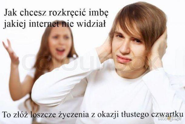 Memy o Tłustym Czwartku!, obrazek 2