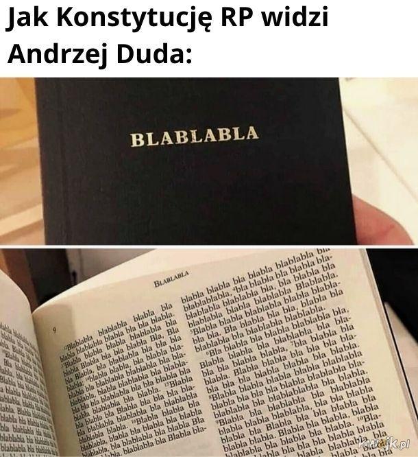 Gdyby tylko potrafił czytać...