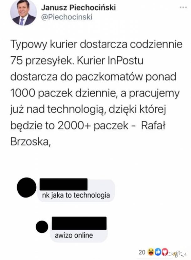 Nowa technologia