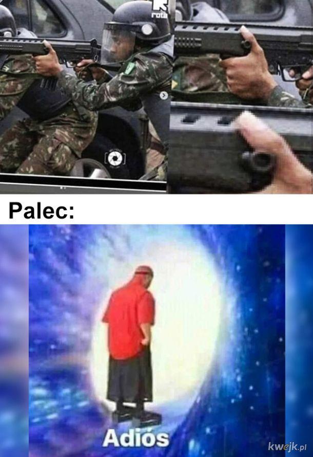 Papa palcu