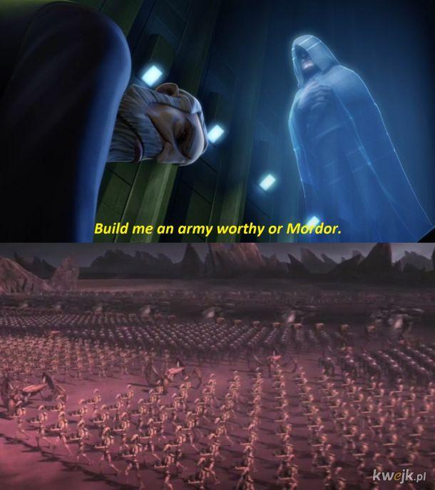 Chyba komuś się Mordory pomyliły