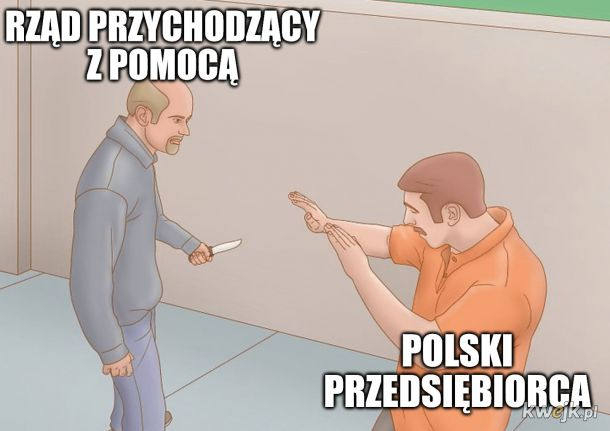 Pomoc rządu