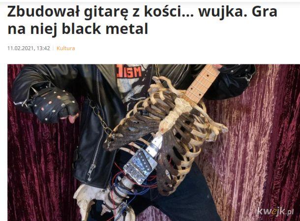 Black metal nie może być przypadkiem