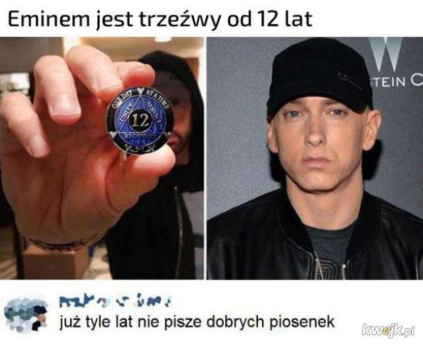 Trzeźwy Eminem