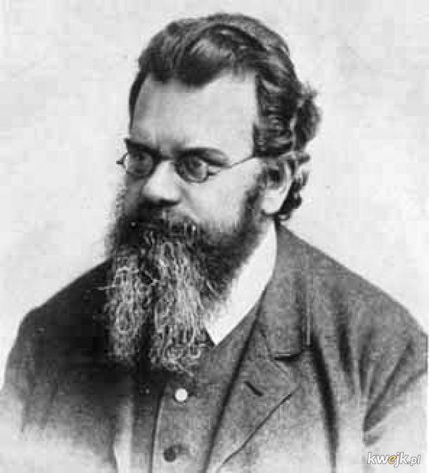 Dziś mija 177. rocznica urodzin Ludwiga Boltzmanna