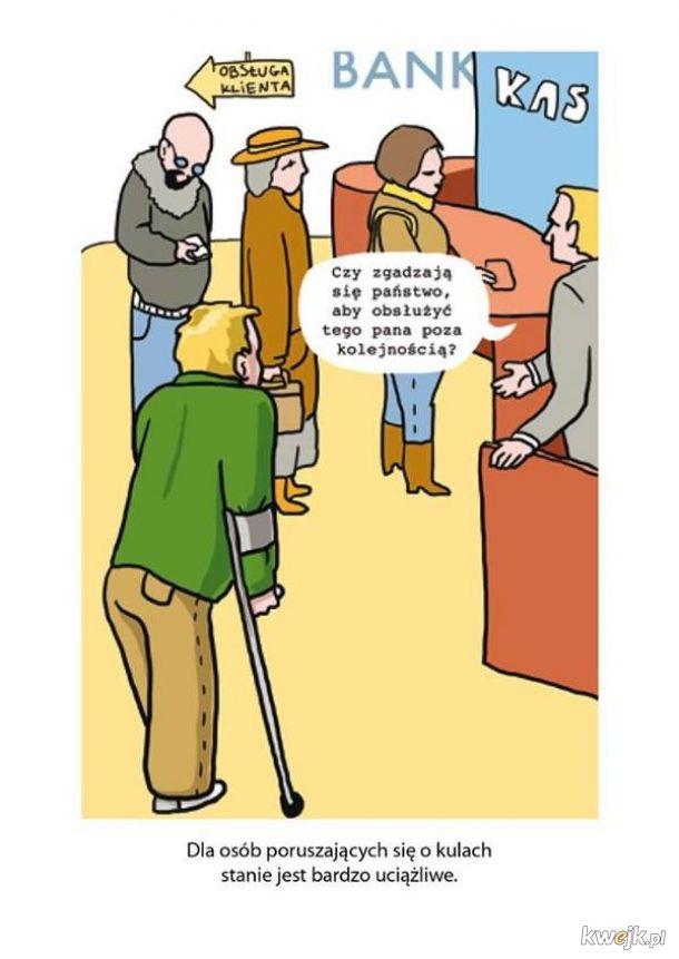 Poradnik savoir-vivre: jak zachować się wobec osób niepełnosprawnych, obrazek 4