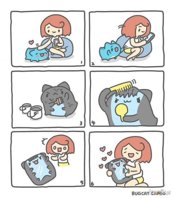 Poradnik dla kotów