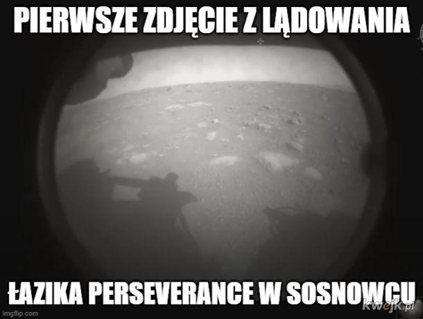 Łazik PERSEVERANCE