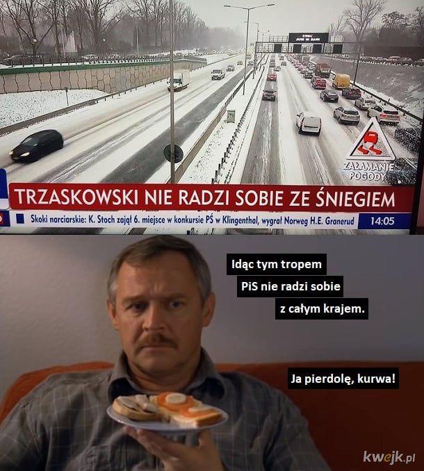 Zabawna nagonka TVPiS na Czaskowskiego