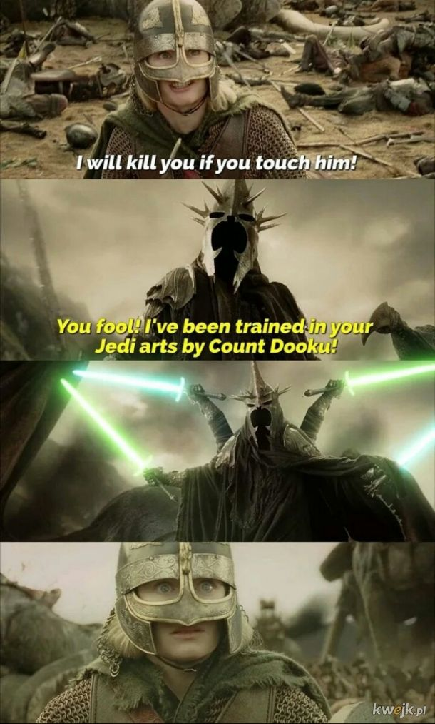 Hello there. General Nazgûl