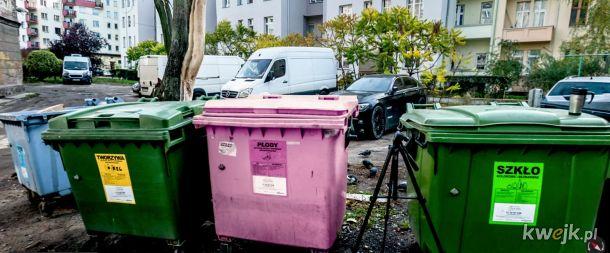 Pamiętaj, żeby segregować odpady