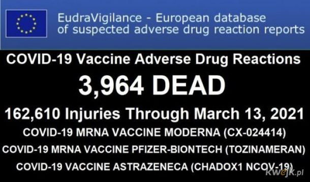 Europejska baza danych.