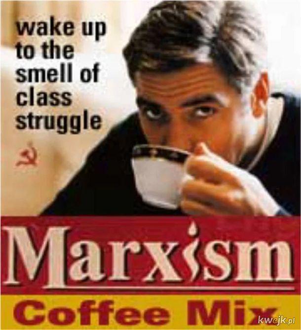 Marksizm z rana jak smietana