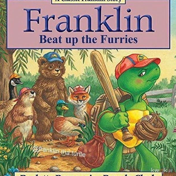 Szanuje Franklina że święte poglądy