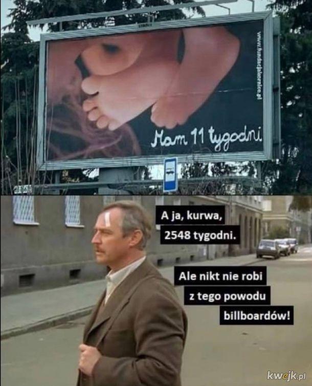 Też chcę własny billboard!