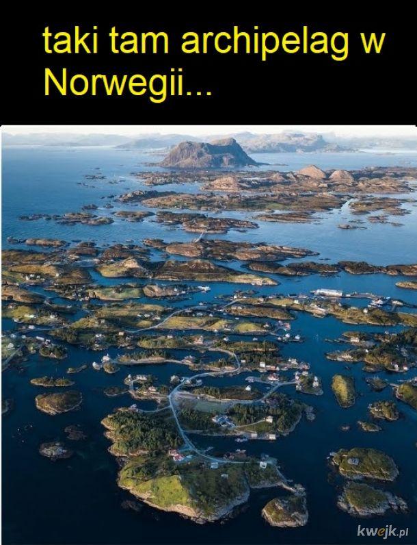 Piękne wysepki