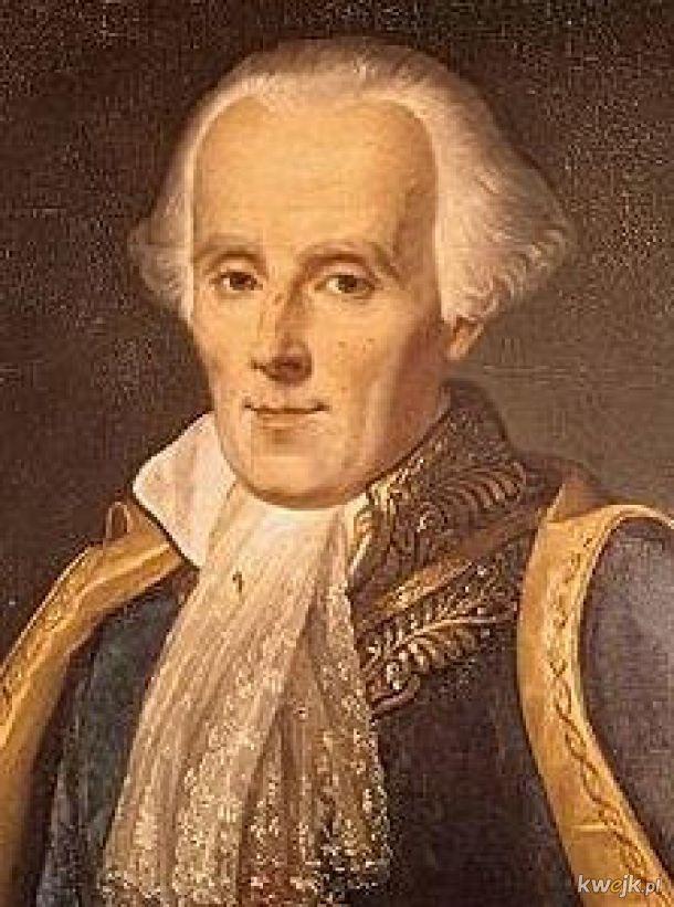 Dziś mamy 272. rocznicę urodzin Pierre'a Simona de Laplace'a