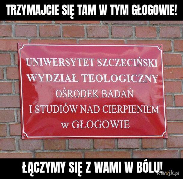 Tymczasem w Głogowie...