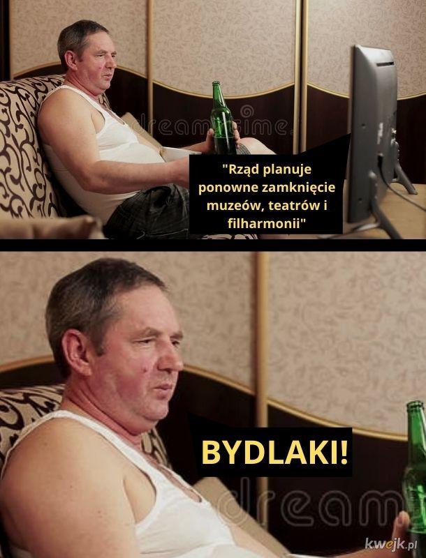 Zdenerwowali Janusza