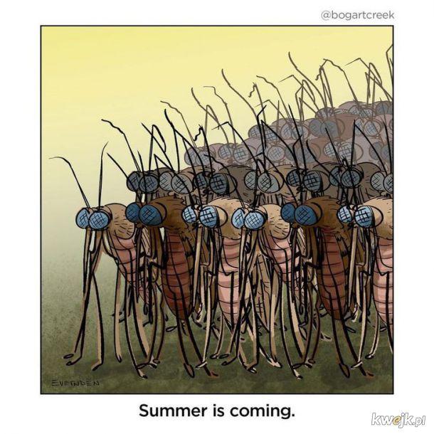 Lato nadchodzi