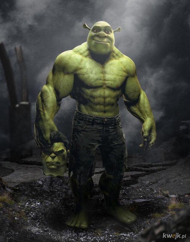 Incredible Shreck.