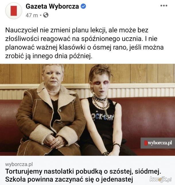 Problemy lvl Wyborcza