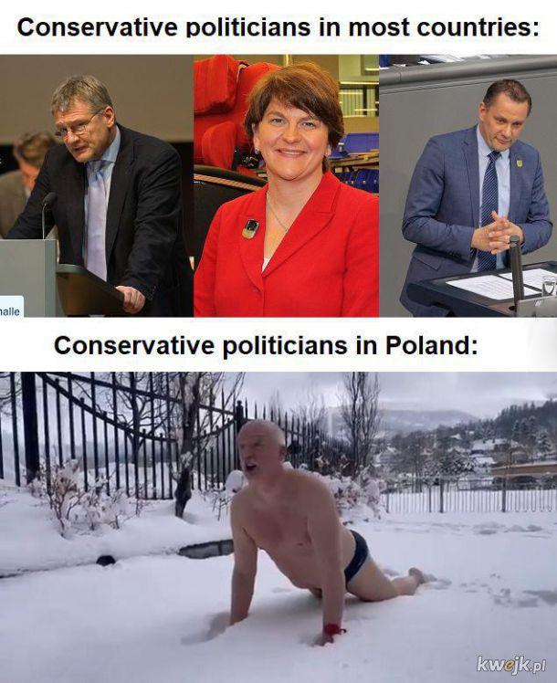 Konserwy w Polsce