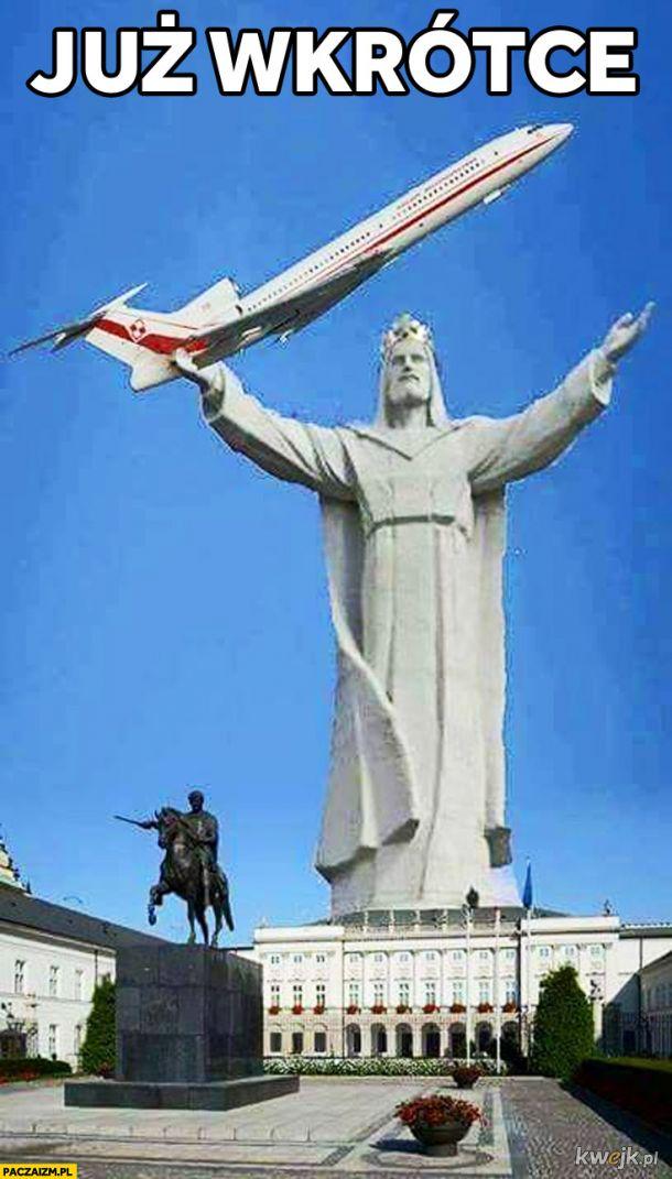 Chrystus Smoleńskowy