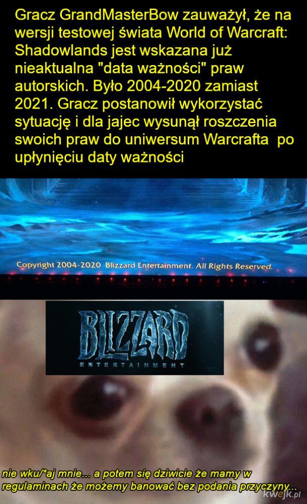 Jak wycyckać blizzard games