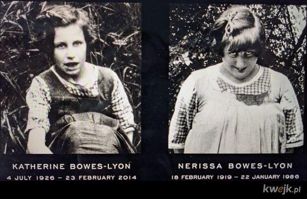 Zapomniane kuzynki Elżbiety II