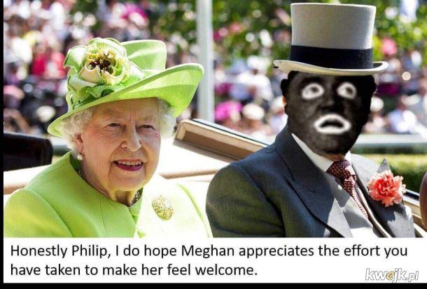 Elżbieta traktowała ją jak własną wnuczkę, a o Filipie niczego nie powiedziała