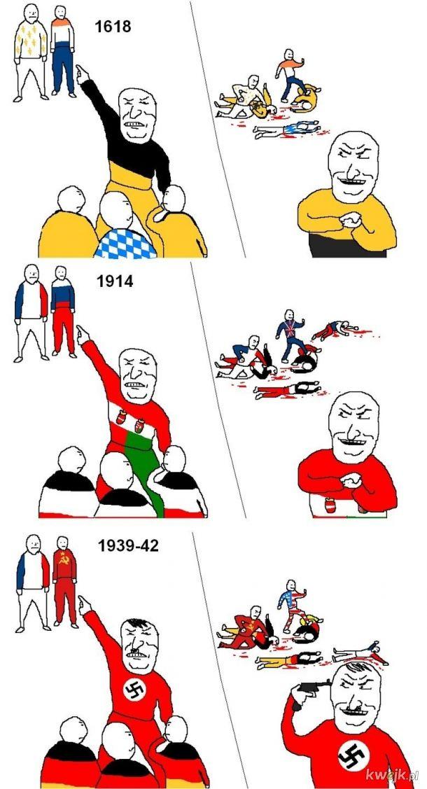 I believe in Austrian supremacy