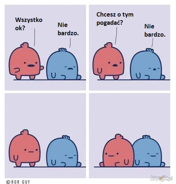 Jak być przyjacielem.
