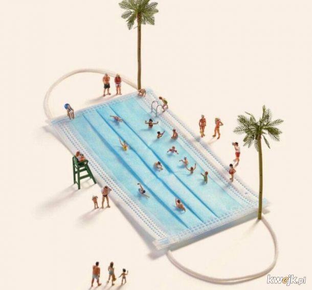 Jak tam Wasze plany wakacyjne? Ja mam już prywatny basen.