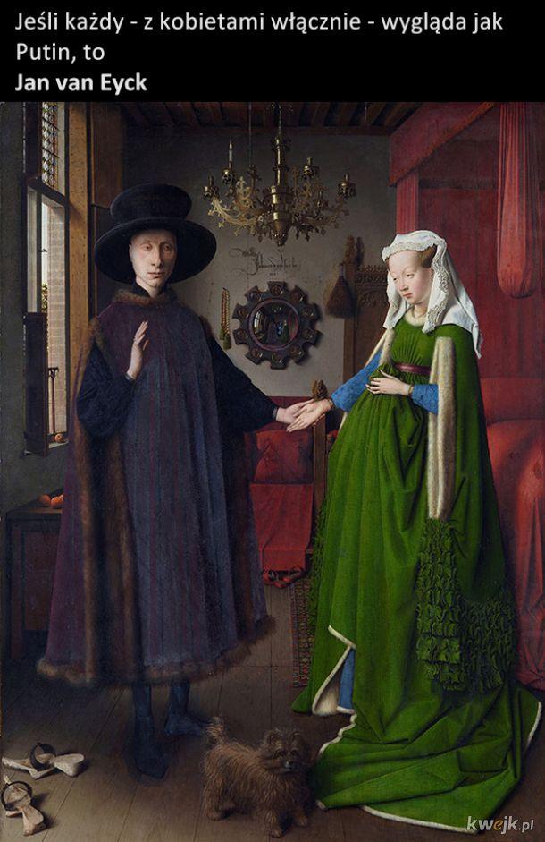 Przewodnik po rozpoznawaniu klasycznych malarzy