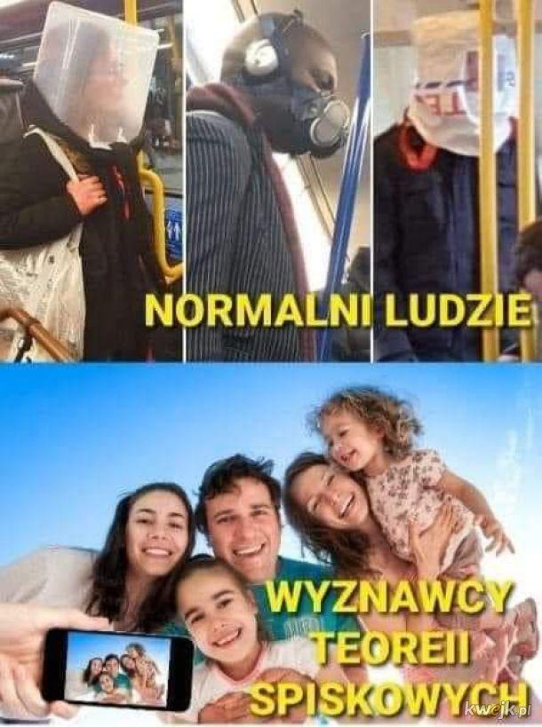 I kto tu jest normalny?